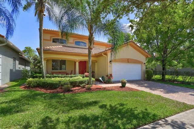 445 Gazetta Way, West Palm Beach, FL 33413 (MLS #RX-10622420) :: The Jack Coden Group