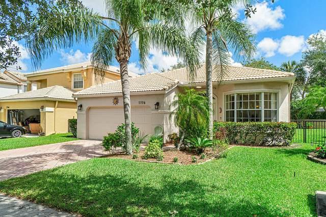 7776 Great Oak Drive, Lake Worth, FL 33467 (#RX-10622459) :: Ryan Jennings Group