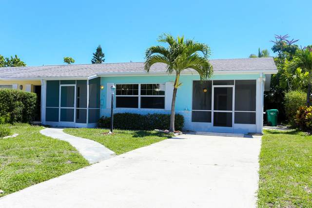 72 N El Mar Drive, Jensen Beach, FL 34957 (#RX-10622461) :: Ryan Jennings Group