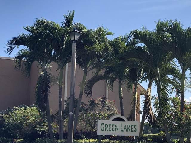 11282 Green Lake Drive #203, Boynton Beach, FL 33437 (#RX-10622492) :: Posh Properties