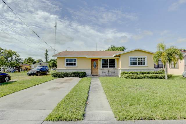 5300 SW 20th Street, West Park, FL 33023 (#RX-10622551) :: Ryan Jennings Group