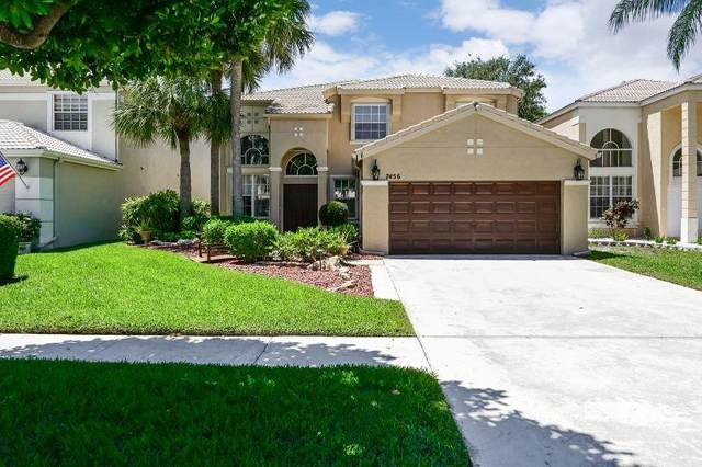 7456 Sally Lyn Lane, Lake Worth, FL 33467 (#RX-10622569) :: Ryan Jennings Group