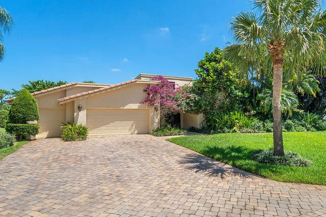 4535 Cocoplum Way, Delray Beach, FL 33445 (#RX-10622606) :: Ryan Jennings Group