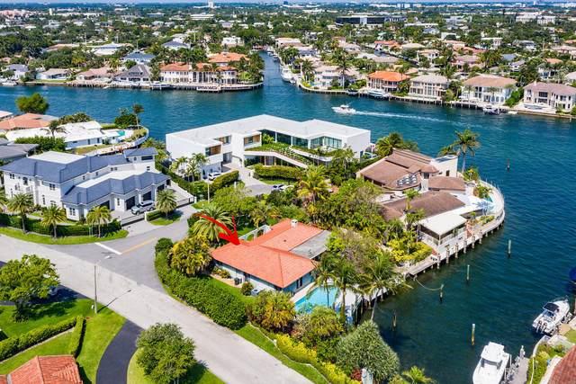 839 Orchid Drive, Boca Raton, FL 33432 (MLS #RX-10622632) :: Laurie Finkelstein Reader Team
