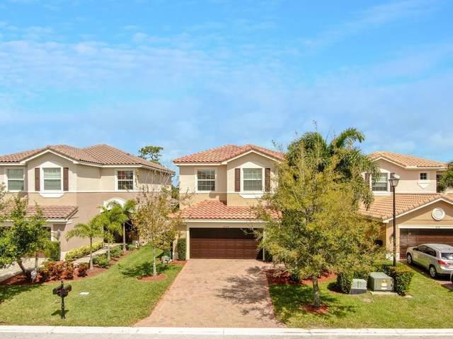 8139 Brigamar Isles Avenue, Boynton Beach, FL 33473 (#RX-10622685) :: Ryan Jennings Group