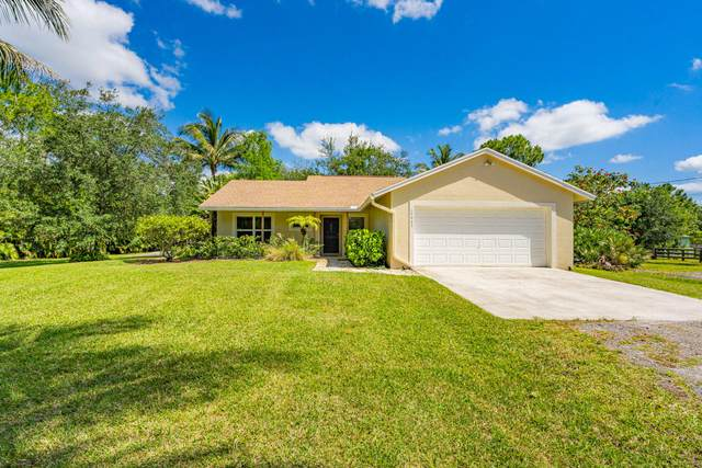 17663 42nd Road N, Loxahatchee, FL 33470 (MLS #RX-10622693) :: Castelli Real Estate Services