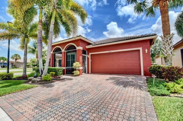 8450 Siciliano Street, Boynton Beach, FL 33472 (#RX-10622750) :: Ryan Jennings Group
