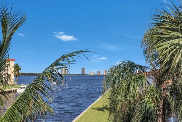125 Shore Court 307B, North Palm Beach, FL 33408 (MLS #RX-10622755) :: Berkshire Hathaway HomeServices EWM Realty