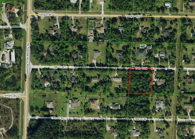 0 79th Court N, Loxahatchee, FL 33470 (MLS #RX-10622791) :: Berkshire Hathaway HomeServices EWM Realty