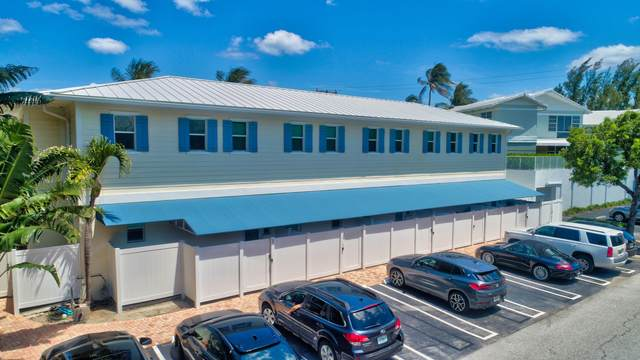 303 Gleason Street #9, Delray Beach, FL 33483 (#RX-10622844) :: Ryan Jennings Group