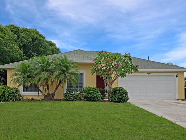 1099 SW John Maccormack Terrace, Port Saint Lucie, FL 34953 (#RX-10622868) :: Ryan Jennings Group