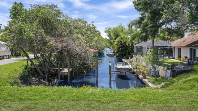 00 Cove Point Terrace, Tequesta, FL 33469 (#RX-10622914) :: Realty One Group ENGAGE