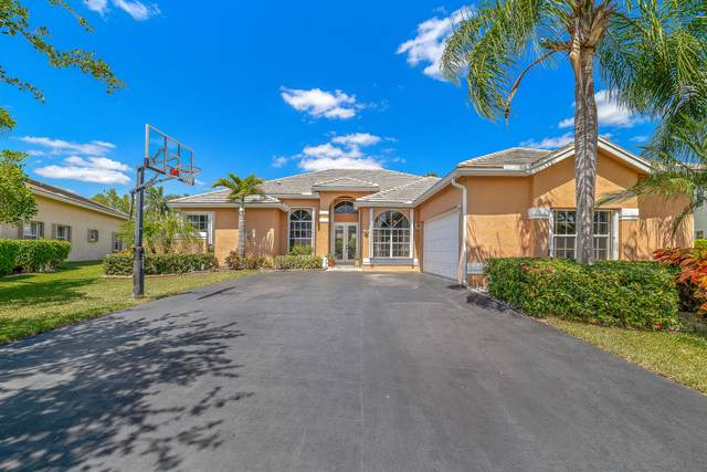 4931 NW 110th Way, Coral Springs, FL 33076 (#RX-10622947) :: Ryan Jennings Group