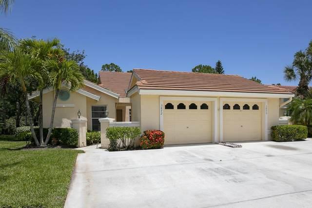 3872 SW Whispering Sound Drive, Palm City, FL 34990 (#RX-10622958) :: Ryan Jennings Group