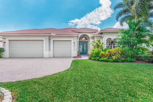 4593 SW Long Bay Drive SW, Palm City, FL 34990 (#RX-10623037) :: Ryan Jennings Group