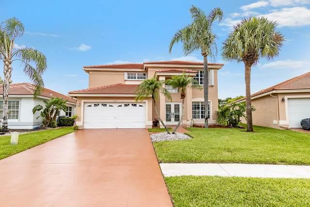 6142 Harbour Greens Drive, Lake Worth, FL 33467 (#RX-10623234) :: Ryan Jennings Group
