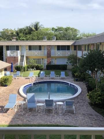 1001 Ne 8th Ave. #216, Delray Beach, FL 33483 (#RX-10623260) :: Posh Properties