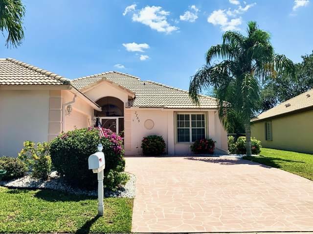 2755 Pointe Circle, Greenacres, FL 33413 (MLS #RX-10623289) :: United Realty Group