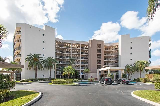 5279 Fountains Drive S #202, Lake Worth, FL 33467 (#RX-10623470) :: Ryan Jennings Group