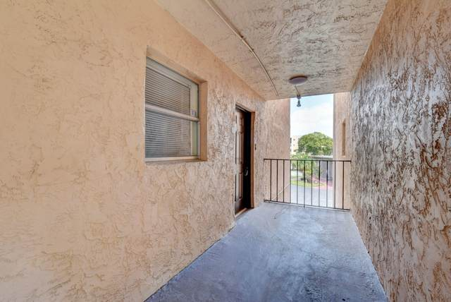2800 Somerset Drive E 214-J, Lauderdale Lakes, FL 33311 (#RX-10623479) :: Baron Real Estate