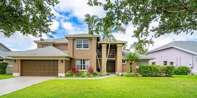 4414 NW 52nd Street, Coconut Creek, FL 33073 (#RX-10623488) :: Ryan Jennings Group