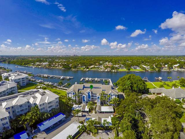 524 Bay Colony With 40' Slip Drive N, Juno Beach, FL 33408 (MLS #RX-10623518) :: RE/MAX