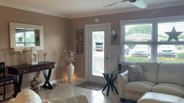 153 Southampton C, West Palm Beach, FL 33417 (#RX-10623572) :: Posh Properties