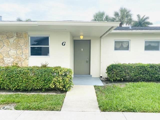 2693 Emory Drive E G, West Palm Beach, FL 33415 (MLS #RX-10623636) :: Berkshire Hathaway HomeServices EWM Realty