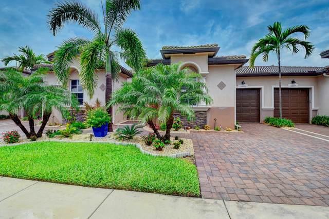 14883 Via Porta, Delray Beach, FL 33446 (MLS #RX-10623711) :: The Paiz Group
