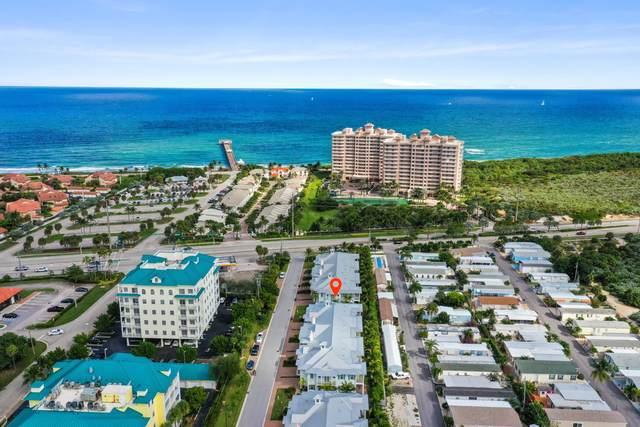 118 Ocean Breeze Drive, Juno Beach, FL 33408 (MLS #RX-10623722) :: Laurie Finkelstein Reader Team