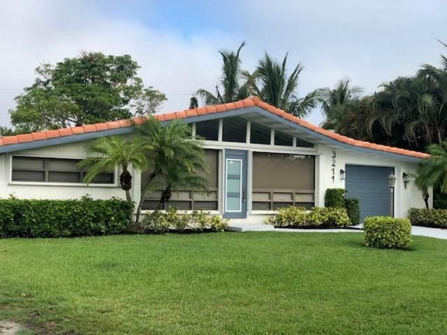 3211 Fernwood Drive, Boynton Beach, FL 33435 (MLS #RX-10623775) :: United Realty Group