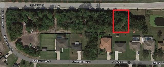122 SW Becker Road, Port Saint Lucie, FL 34953 (MLS #RX-10623784) :: Berkshire Hathaway HomeServices EWM Realty