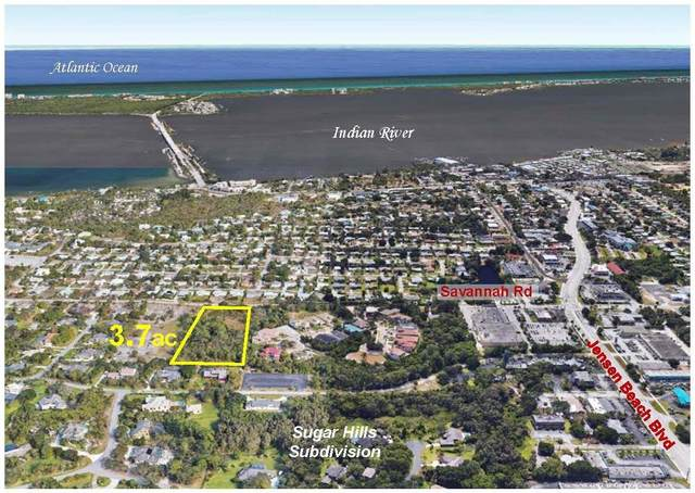 3620 NE Savannah Road, Jensen Beach, FL 34957 (#RX-10623813) :: Real Treasure Coast