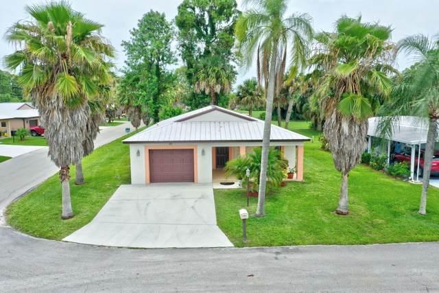 80 Golf Drive, Port Saint Lucie, FL 34952 (MLS #RX-10623971) :: Berkshire Hathaway HomeServices EWM Realty