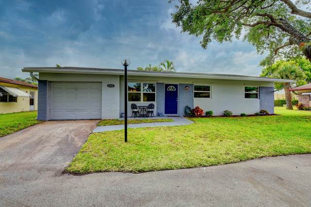 2526 SW Natura Boulevard, Deerfield Beach, FL 33441 (#RX-10623982) :: Ryan Jennings Group