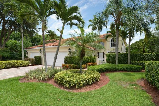 5846 NW 24th Terrace, Boca Raton, FL 33496 (MLS #RX-10624062) :: Berkshire Hathaway HomeServices EWM Realty