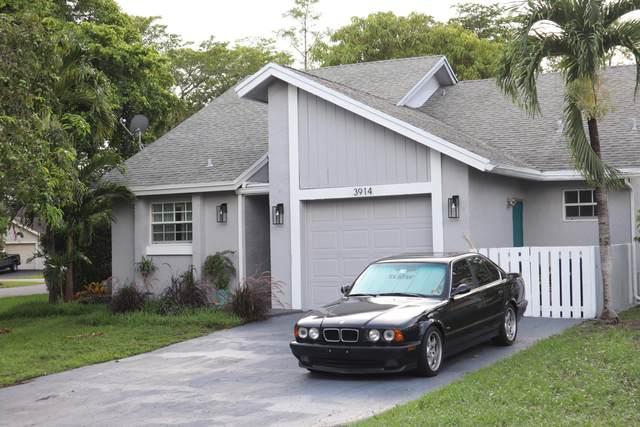 3914 NW 72nd Lane, Coral Springs, FL 33065 (#RX-10624081) :: Ryan Jennings Group