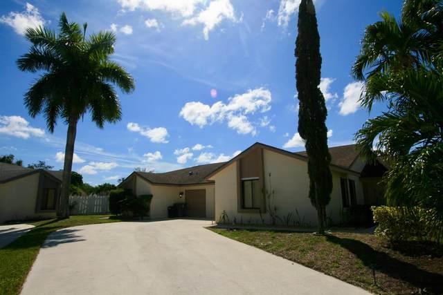 9616 Golf State Park Circle, Boca Raton, FL 33428 (#RX-10624198) :: Ryan Jennings Group