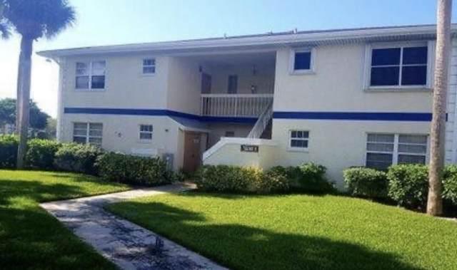 1530 SE Royal Green Circle #208, Port Saint Lucie, FL 34952 (MLS #RX-10624224) :: Berkshire Hathaway HomeServices EWM Realty