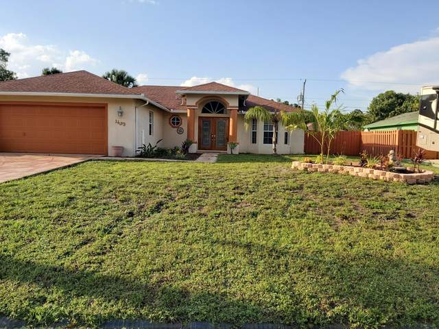 1499 SW Del Rio Boulevard, Port Saint Lucie, FL 34953 (#RX-10624258) :: Ryan Jennings Group