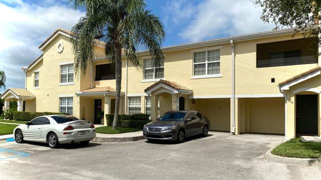 148 SW Peacock Boulevard 25-205, Port Saint Lucie, FL 34986 (#RX-10624268) :: The Reynolds Team/ONE Sotheby's International Realty