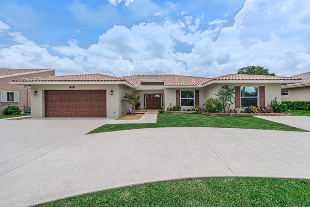 2632 SW 23rd Cranbrook Court, Boynton Beach, FL 33436 (#RX-10624284) :: The Reynolds Team/ONE Sotheby's International Realty