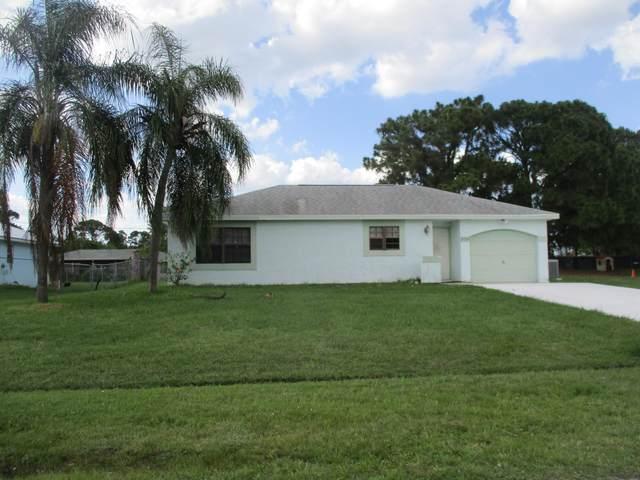 2737 SE Brevard Avenue, Port Saint Lucie, FL 34952 (#RX-10624291) :: Ryan Jennings Group