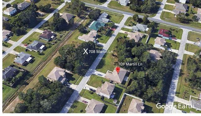 708 Martin Lane, Poinciana, FL 34759 (MLS #RX-10624331) :: Berkshire Hathaway HomeServices EWM Realty