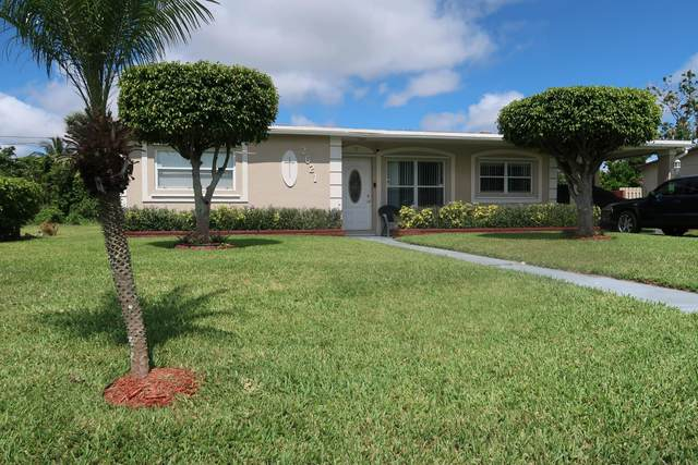 2621 NE 4th Court, Boynton Beach, FL 33435 (MLS #RX-10624335) :: United Realty Group