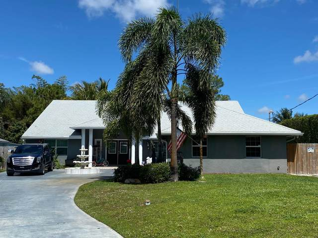 5361 Palm Way, Lake Worth, FL 33463 (MLS #RX-10624342) :: The Jack Coden Group