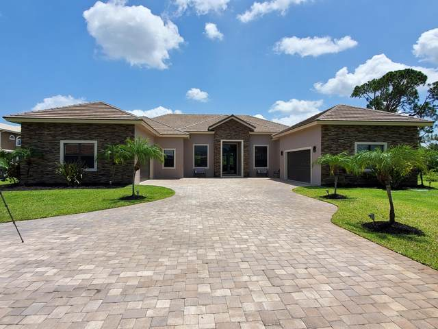 10207 SW Stones Throw Terrace, Palm City, FL 34990 (#RX-10624355) :: Real Estate Authority