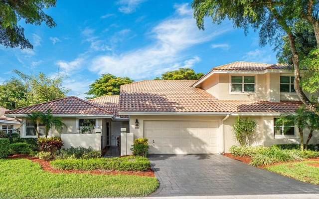 2053 NW 52nd Street, Boca Raton, FL 33496 (#RX-10624414) :: Ryan Jennings Group