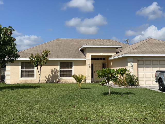 1108 SE Sabina Lane, Port Saint Lucie, FL 34983 (MLS #RX-10624425) :: Berkshire Hathaway HomeServices EWM Realty
