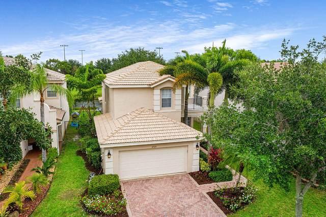 8925 Kettle Drum Terrace, Boynton Beach, FL 33473 (#RX-10624440) :: Ryan Jennings Group